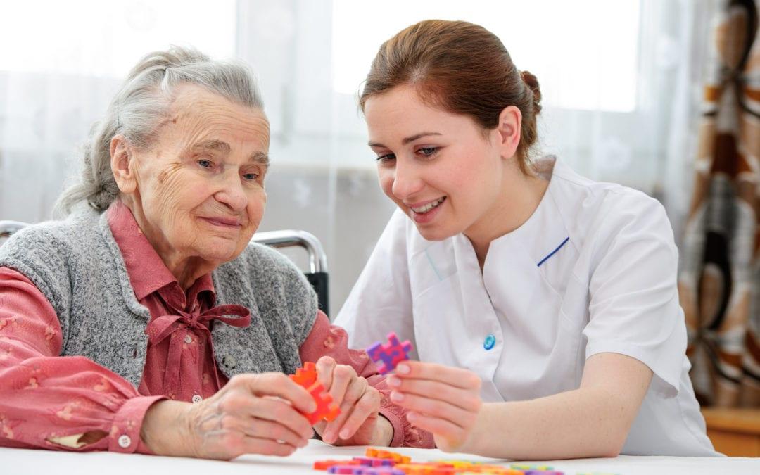 Ausbildung & Studium im Pflegebereich