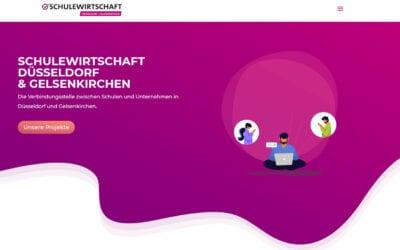 SCHULEWIRTSCHAFT Düsseldorf/Gelsenkirchen mit neuer Webplattform