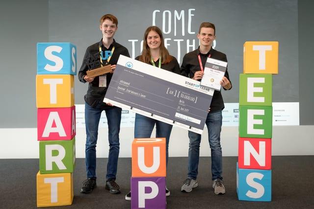 startup teens 2021