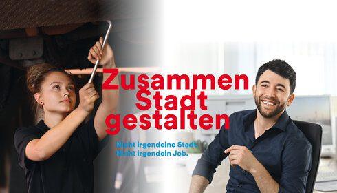 Ausbildung oder duales Studium bei der Landeshauptstadt Düsseldorf?